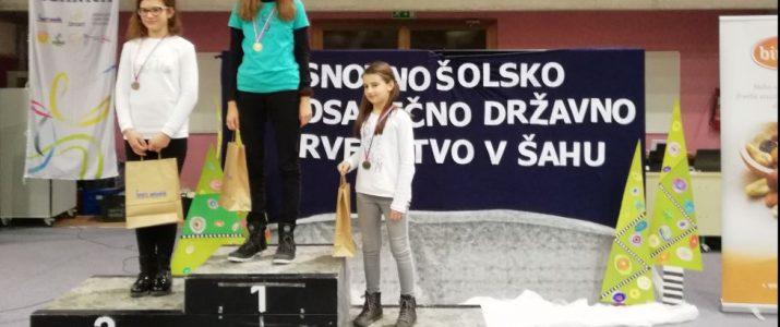 Pia Rožmanec 2. na državnem prvenstvu